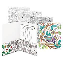 Smead 2 Pocket Coloring Folders Letter
