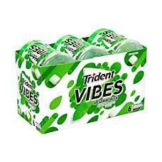 Trident Vibes Spearmint Sugar Free Gum