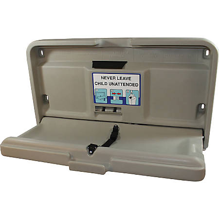 Impact Products Baby Changing Table - Gray