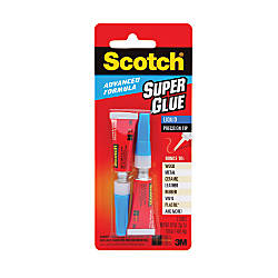 Scotch Advanced Formula Super Glue 007