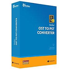 Stellar OST to PST Converter Download