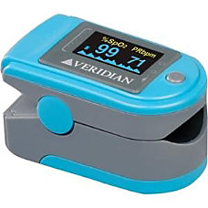 Veridian Healthcare Deluxe Finger Pulse Oximeter