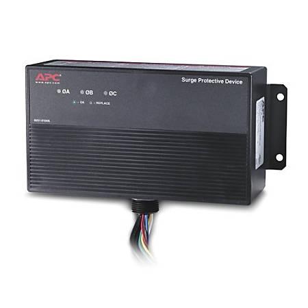 APC SurgeArrest PM (3PH + N + G) Surge Suppressor - 208 V AC Input
