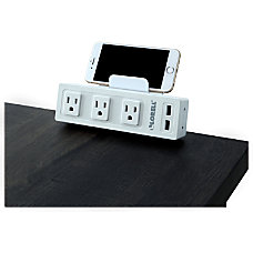 Lorell ACUSB Power Center Desktop Mount