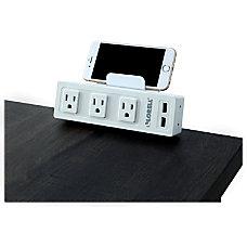 Lorell Desktop AC Power Center 3