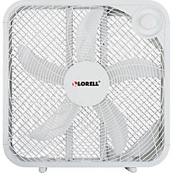 Lorell 3 speed Box Fan 3