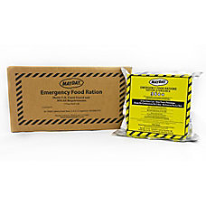 Mayday Industries Emergency Food Bars 3600