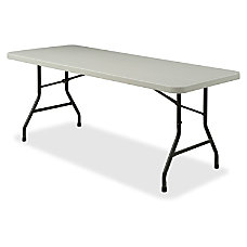 Lorell Banquet Folding Table Rectangle 5W