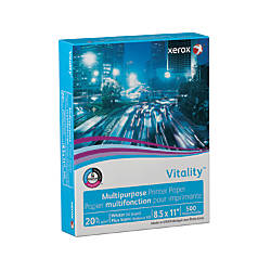 Xerox Vitality Multipurpose Printer Paper Letter