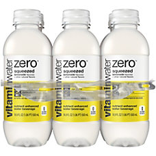 Vitaminwater Zero Sports Drinks Squeezed 169