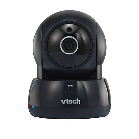 VTech® Pan Tilt Wireless Camera, With 16GB SD Card, Graphite, VC9311-122