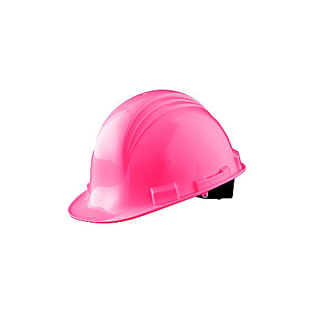 HOT PINK A-SAFE SAFETY CAP W/4-POINT S