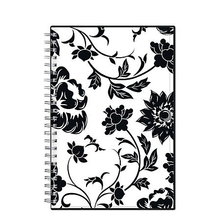 """Blue Sky™ CYO Planner, Weekly/Monthly, 5"""" x 8"""", Barcelona, January to December 2019"""