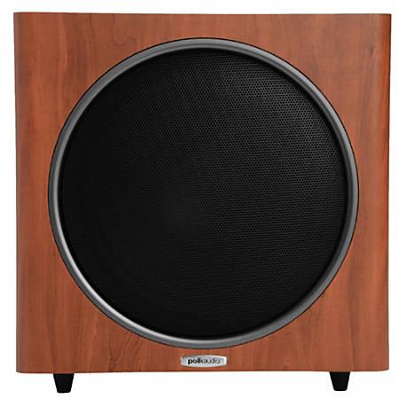 Polk Audio PSW125 300W Subwoofer, Cherry, PSW125CH