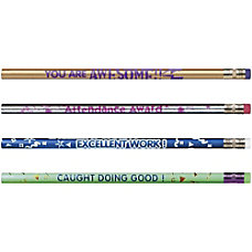 Moon Products Motivational Pencils 2 HB