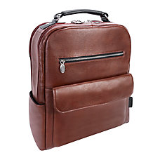 McKleinUSA Logan Backpack With 17 Laptop
