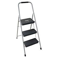 Louisville Steel 3 Step Stool 200  sc 1 st  Office Depot & Step Stool and Ladder at Office Depot OfficeMax islam-shia.org