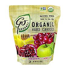 Organic Hard Candies 30 Oz Tub