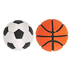 Office Depot Brand Sports Basketball Eraser
