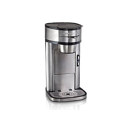 Hamilton Beach The Scoop 49981 Brewer - Silver - Stainless Steel