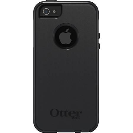 timeless design 9abd5 8e5d3 OtterBox® Commuter Series Case For Apple® iPhone® 5/5s, Black Item # 980377