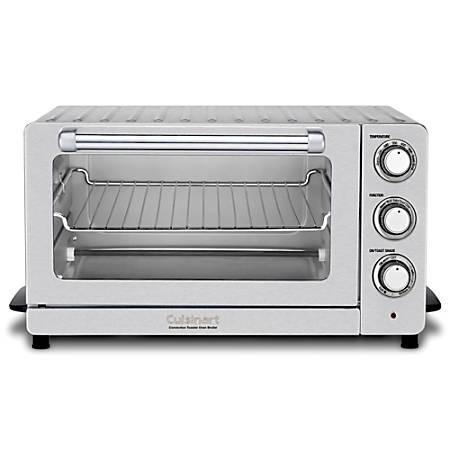 Cuisinart® CounterPro Convection Toaster Oven Broiler, Silver