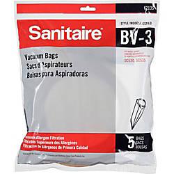 Sanitaire Replacement SC530 Series Vacuum Bags