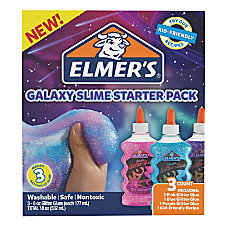 Elmers Slime Starter Pack Galaxy