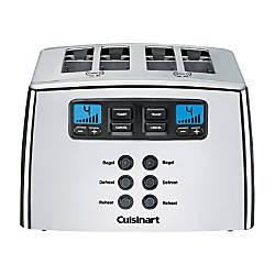 Cuisinart Touch To Toast Leverless 4