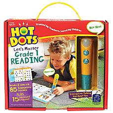 Educational Insights Hot Dots Lets Master