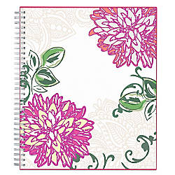 Blue Sky Monthly Planner 10 x