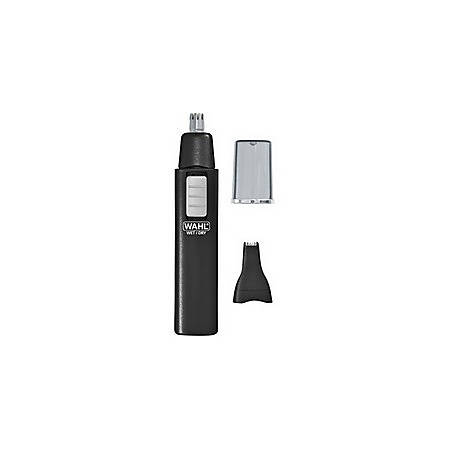 Wahl 5567-200 Trimmer - Wahl 5567-200 Trimmer - 2 Head - For Nose, Eyebrow, Ear, Sideburns, Beard, Mustache