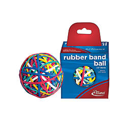 Alliance Rubber Advantage Rubber Band Ball