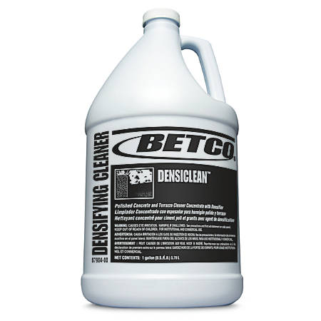 Betco densiclean polished concrete cleaner 1 gallon case for Spray on concrete cleaner