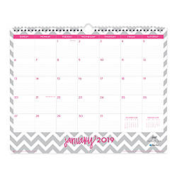 Blue Sky Dabney Lee Monthly Wall