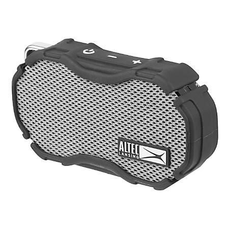 Altec Lansing® Baby Boom Portable Speaker, Gray, IMW269-GG