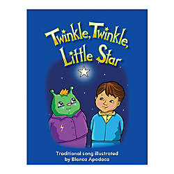 Teacher Created Materials Big Book Twinkle