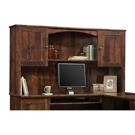 Sauder® Harbor View Wood Hutch, Curado Cherry