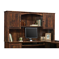 Sauder Harbor View Wood Hutch Curado