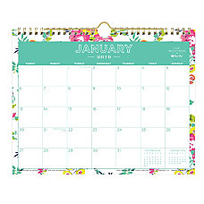 Blue Sky Day Designer Monthly Wall