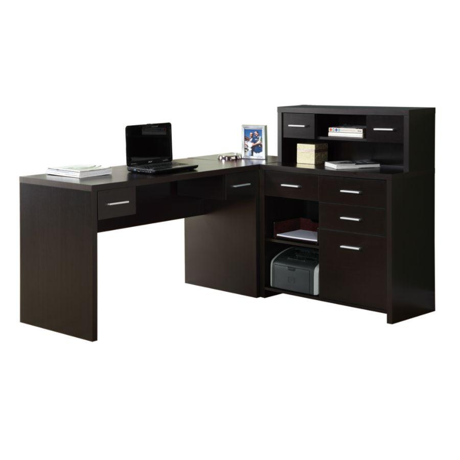 Inspiring L Shaped Computer Desk Remodelling