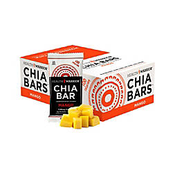 Health Warrior® Chia Bars, Mango, 0.88 Oz, Box Of 15 Item# 980927 at Office Depot in Cypress, TX | Tuggl