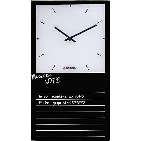 Lorell Wall Clock - Analog