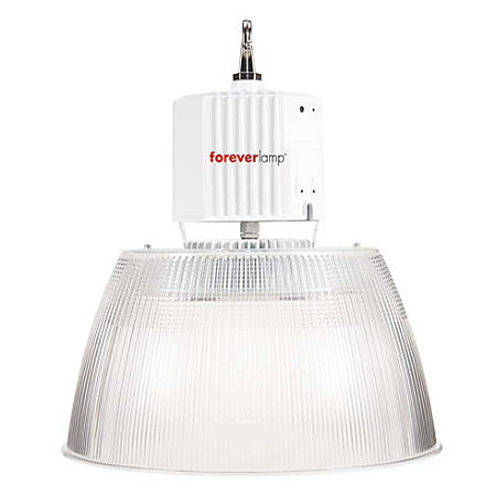 Foreverlamp HB2 Classic Series LED Highbay Fixture, Dimmable, 4000 Kelvin, 186-Watt, 26,000 Lumens, 120-277V