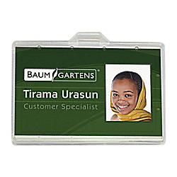 Baumgartens ID Card Holder 34 H