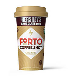 Forto Coffee Energy Shot With Hersheys