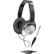 JVC Full Size DJ Headphones with