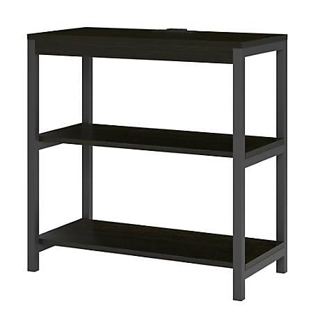 Ameriwood™ Home Kayden 3-Shelf Bookcase, Rustic Medium Oak