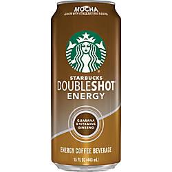 Starbucks Doubleshot Mocha Energy Drink Ready