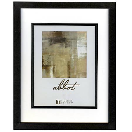 """Timeless Frames® Abbot Frame, 11"""" x 14"""", Black"""